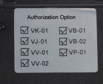 Xhorse VVDI2 Authorization