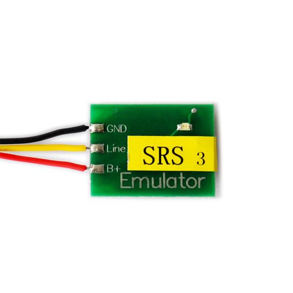Mercedes SRS3 Emulator