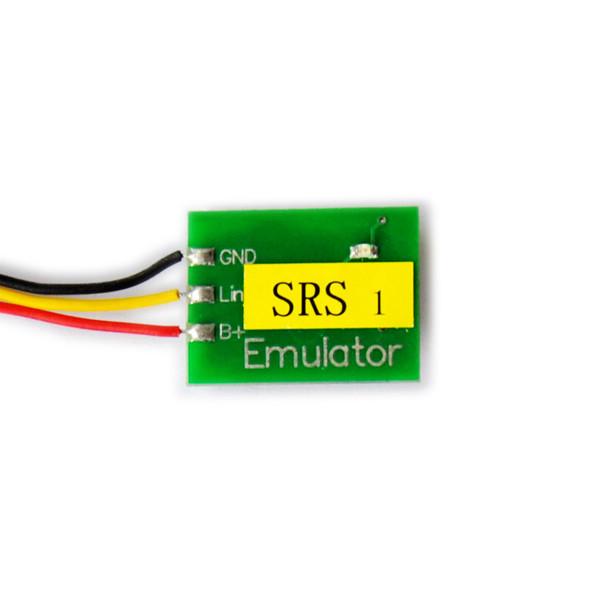 Mercedes SRS1 Emulator