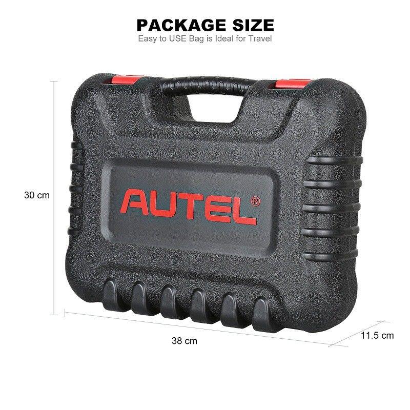 Autel MK808 Box Size