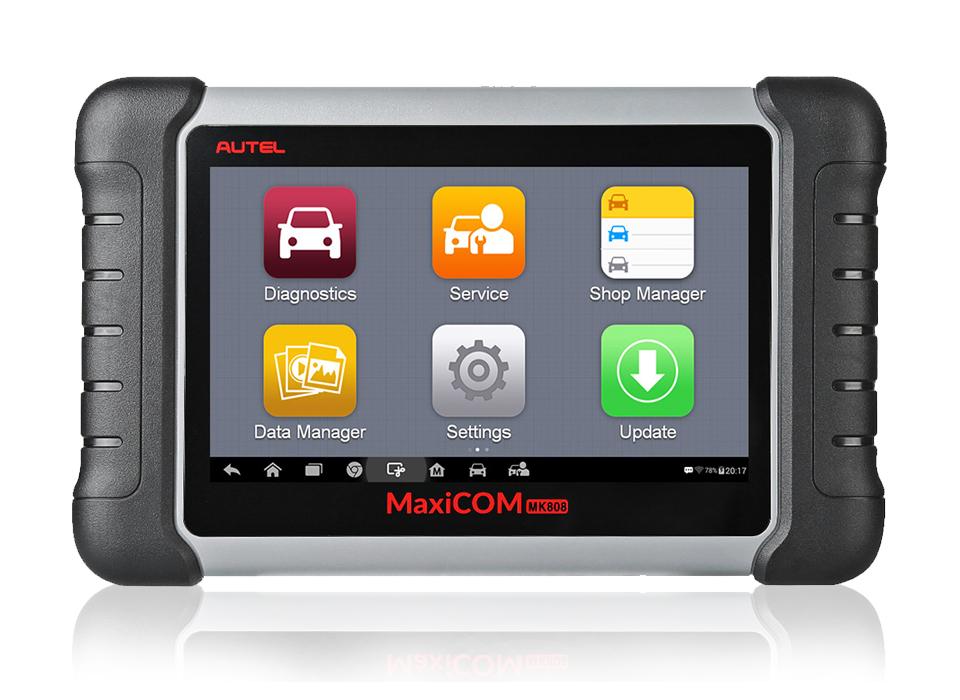 Autel MK808 Interface