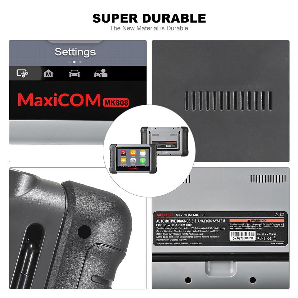 Autel MK808 Details