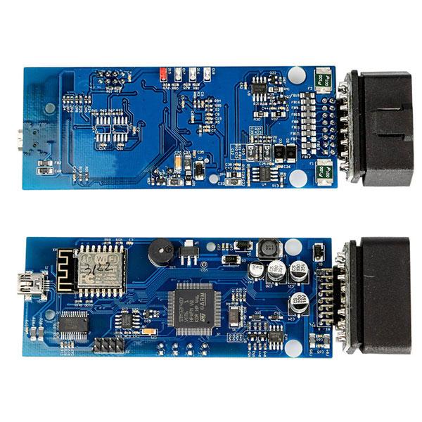 VAS 6154 Diagnostic Tool Main Board