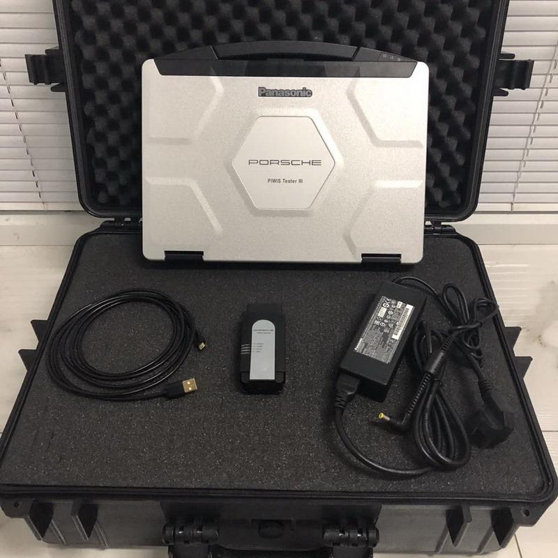 Porsche Piwis Tester III Whole Package