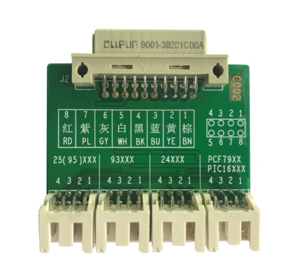 P001 Accessory 2: C002 circuit board