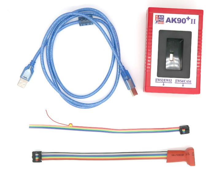 BMW AK90+ II Key Programmer For All BMW EWS