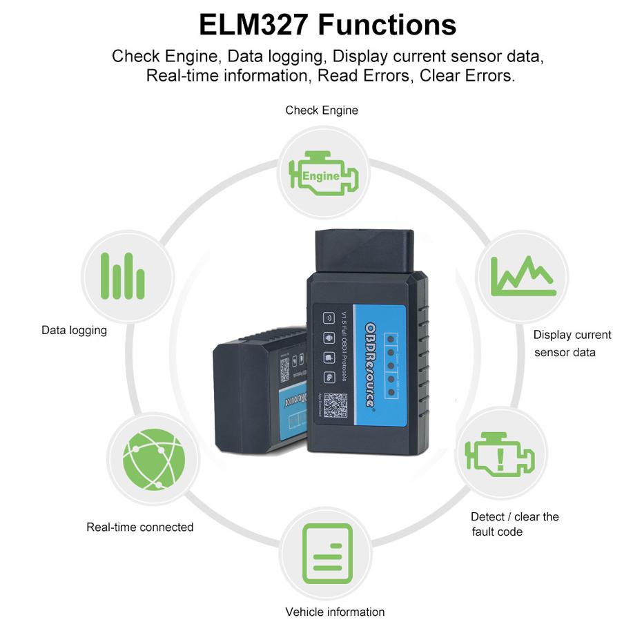 ELM327 Wifi