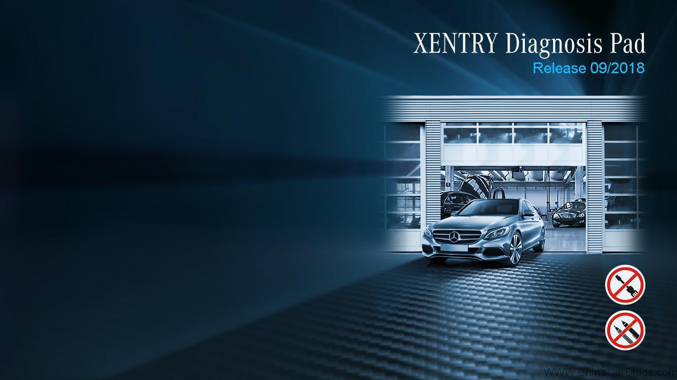 Benz XDOS 2018-09